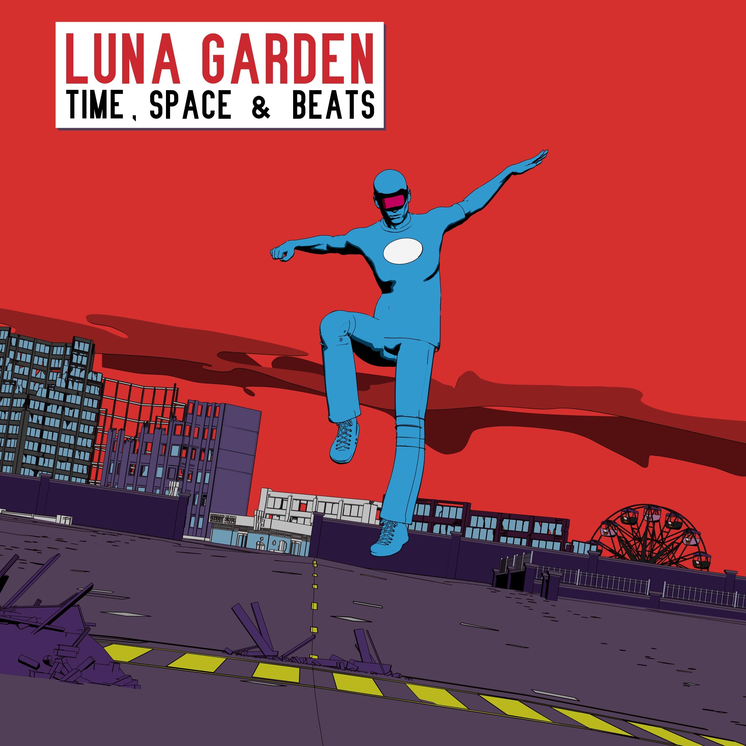 Luna Garden - Time Space & Beats